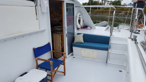 starboard aft deck