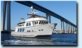Voyager Fishing Charter Boat in San Diego