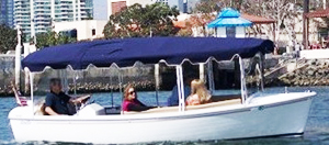 bay dreamin duffy boat
