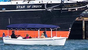 Bay Dreamin Cruise at the Star of India ship