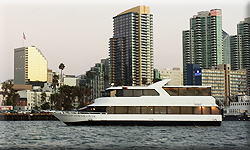 San Diego Mega Yachts