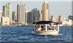 San Diego boat charters