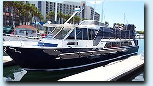 Bella Luna motor yacht