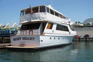 Quiet Heart Starboard Quarter