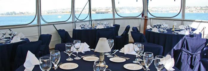 Quiet Heart dinner cruise