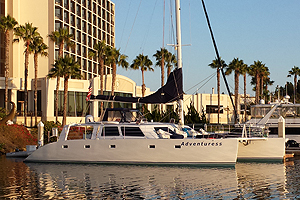 Adventuress Catamaran San Diego