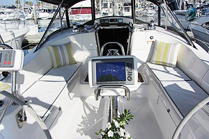 Marinella cockpit