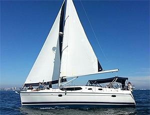 Marinella yacht port side