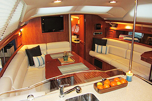 Marinella yacht salon