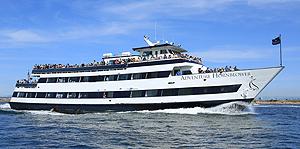 Adventure Hornblower starboard side