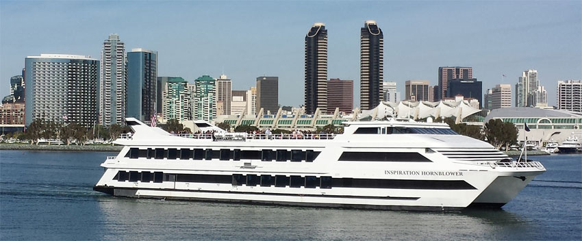 Inspiration Hornblower San Diego Bay Cruises And Yacht