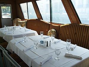 Newport dining room tables