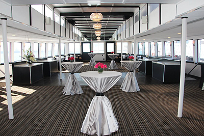 Admiral Hornblower clerestory deck