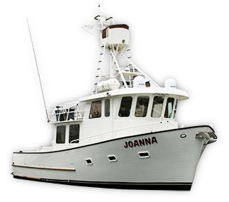 Joanna sport fishing charter