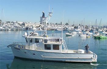 Joanna Deep Sea Fishing