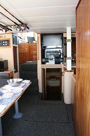 Joanna fishing boat salon