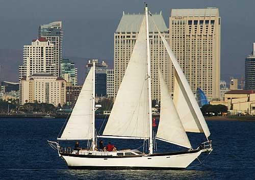 Slipaway yacht boat hotel
