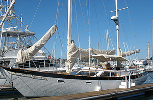 slipaway port side dock
