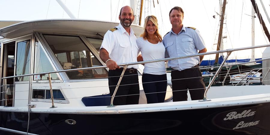 Bella Luna Yacht Crew