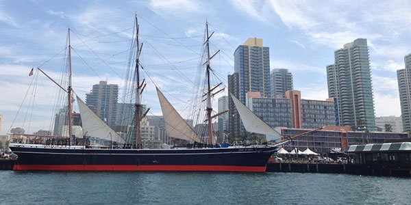 San Diego Bay Cruises And Private Yacht Charters